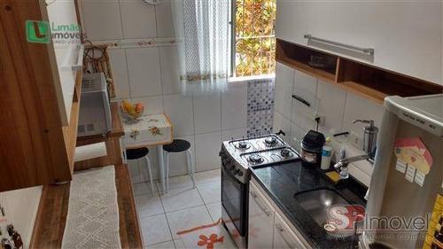 apartamento residencial à venda, casa verde alta, são paulo. - ap0471