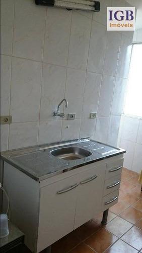 apartamento residencial à venda, casa verde alta, são paulo. - ap0650
