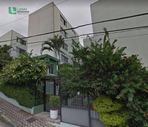 apartamento residencial à venda, casa verde alta, são paulo. - ap0831