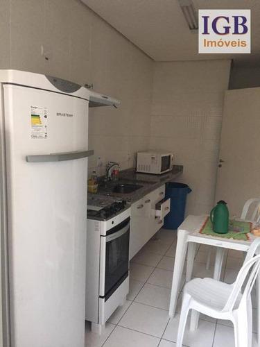 apartamento residencial à venda, casa verde alta, são paulo. - ap1062
