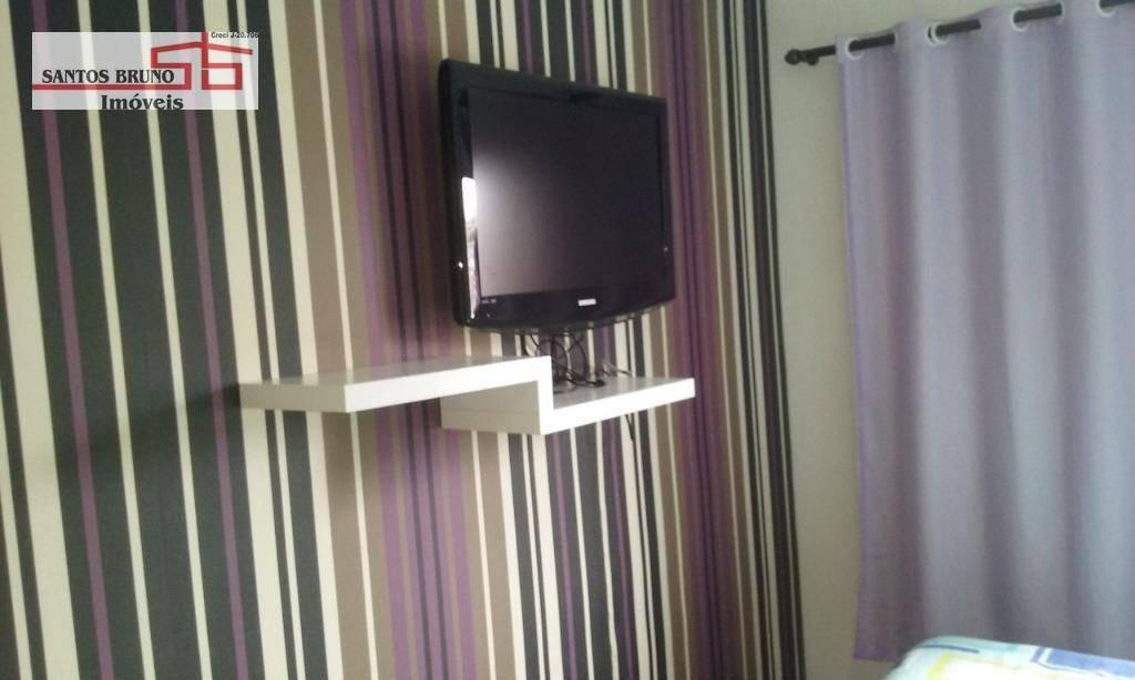 apartamento residencial à venda, casa verde alta, são paulo. - ap1686