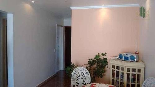 apartamento residencial à venda, casa verde, são paulo. - ap0199