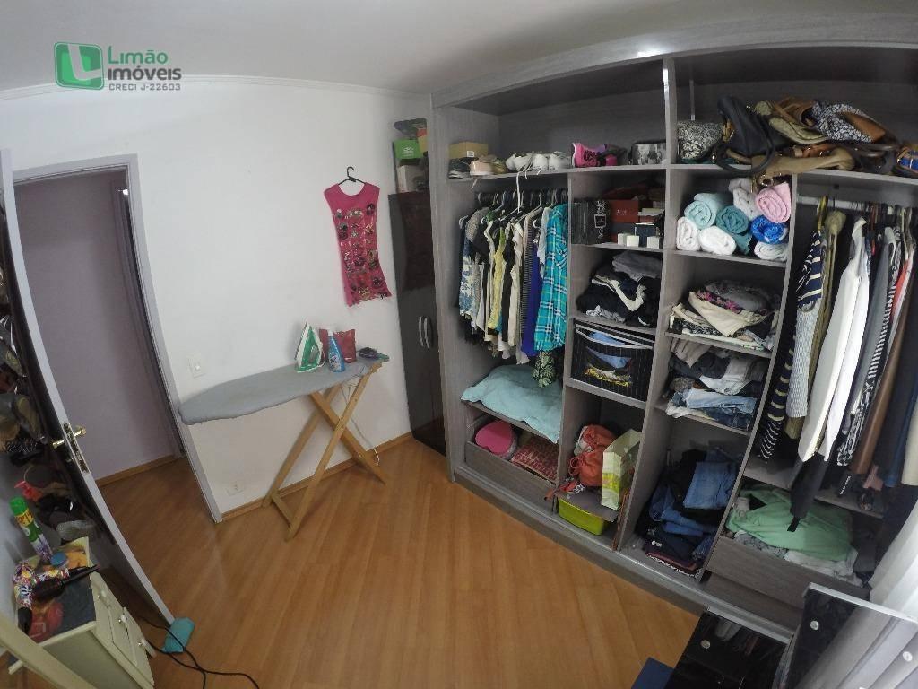 apartamento residencial à venda, casa verde, são paulo. - ap1013