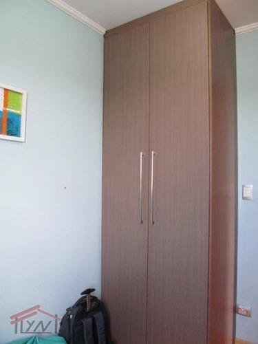 apartamento residencial à venda, casa verde, são paulo. - ap4258