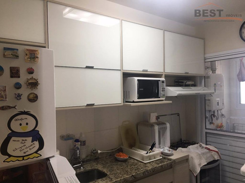 apartamento residencial à venda, casa verde, são paulo. - ap4821