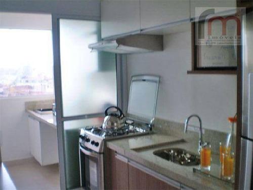 apartamento residencial à venda, castelo, santos. - codigo: ap2146 - ap2146