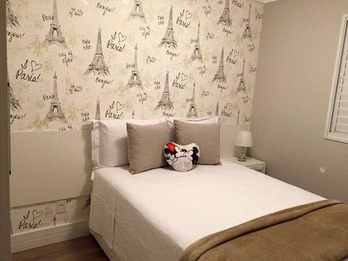 apartamento residencial à venda, catumbi, são paulo. - ap1570