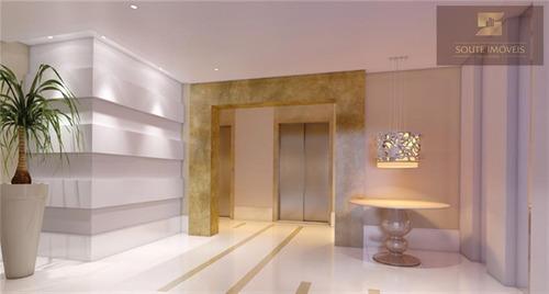 apartamento residencial à venda, catumbi, são paulo. - codigo: ap2155 - ap2155