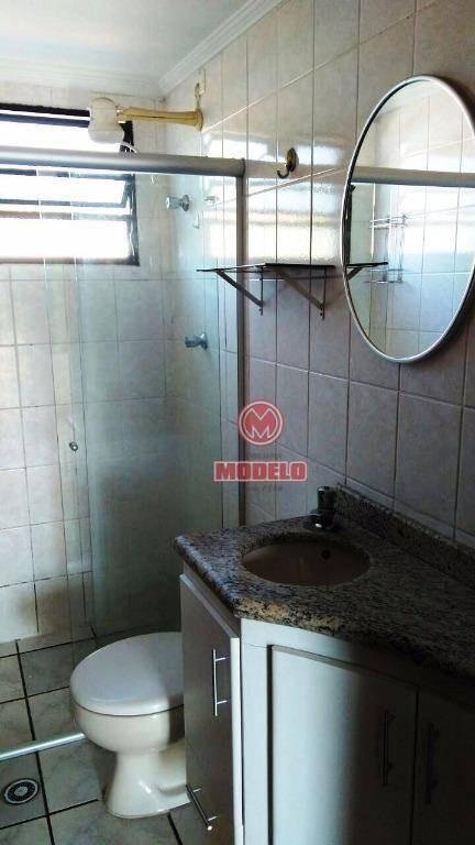apartamento residencial à venda, centro, águas de são pedro. - ap1161