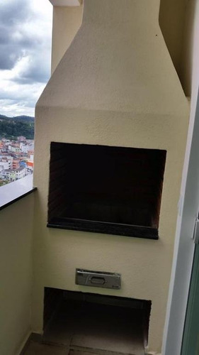 apartamento residencial à venda, centro alto, ribeirão pires. - ap1514