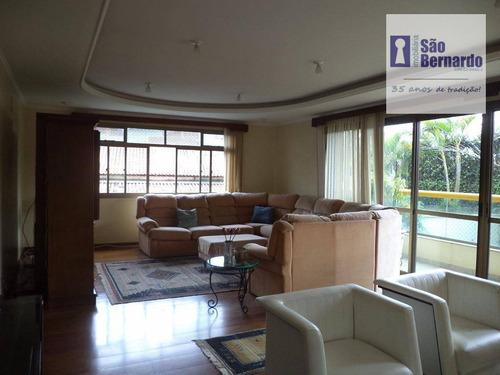 apartamento residencial à venda, centro, americana. - ap0461