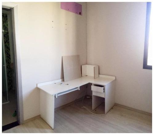 apartamento residencial à venda, centro, americana. - codigo: ap0255 - ap0255