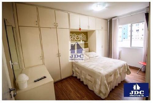 apartamento residencial à venda, centro, balneário camboriú. - ap0075