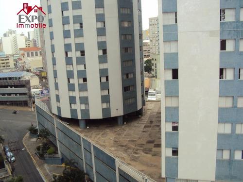 apartamento residencial à venda, centro, campinas. - ap0071