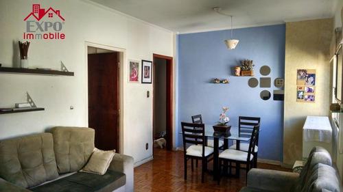 apartamento  residencial à venda, centro, campinas. - ap0199