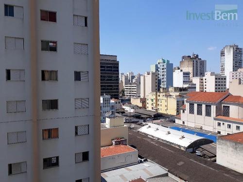 apartamento residencial à venda, centro, campinas. - ap0218