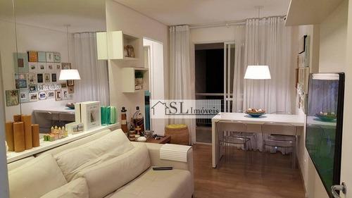 apartamento residencial à venda, centro, campinas - ap0370. - ap0370