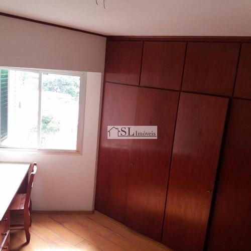 apartamento residencial à venda, centro, campinas. - ap0433