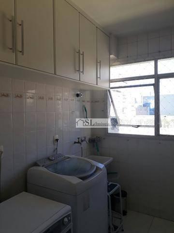 apartamento residencial à venda, centro, campinas. - ap0469