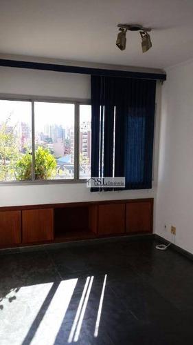 apartamento residencial à venda, centro, campinas. - ap0537