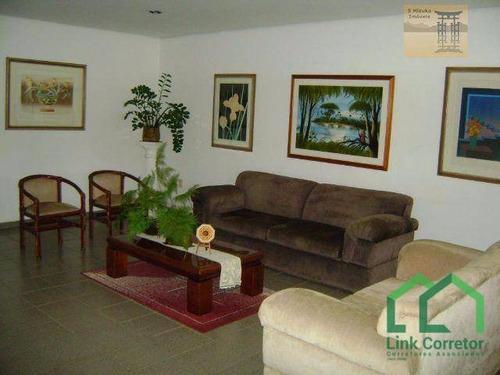 apartamento residencial à venda, centro, campinas. - ap0542
