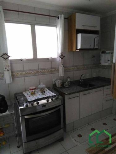 apartamento residencial à venda, centro, campinas. - ap0574