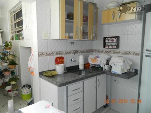 apartamento  residencial à venda, centro, campinas. - ap0580