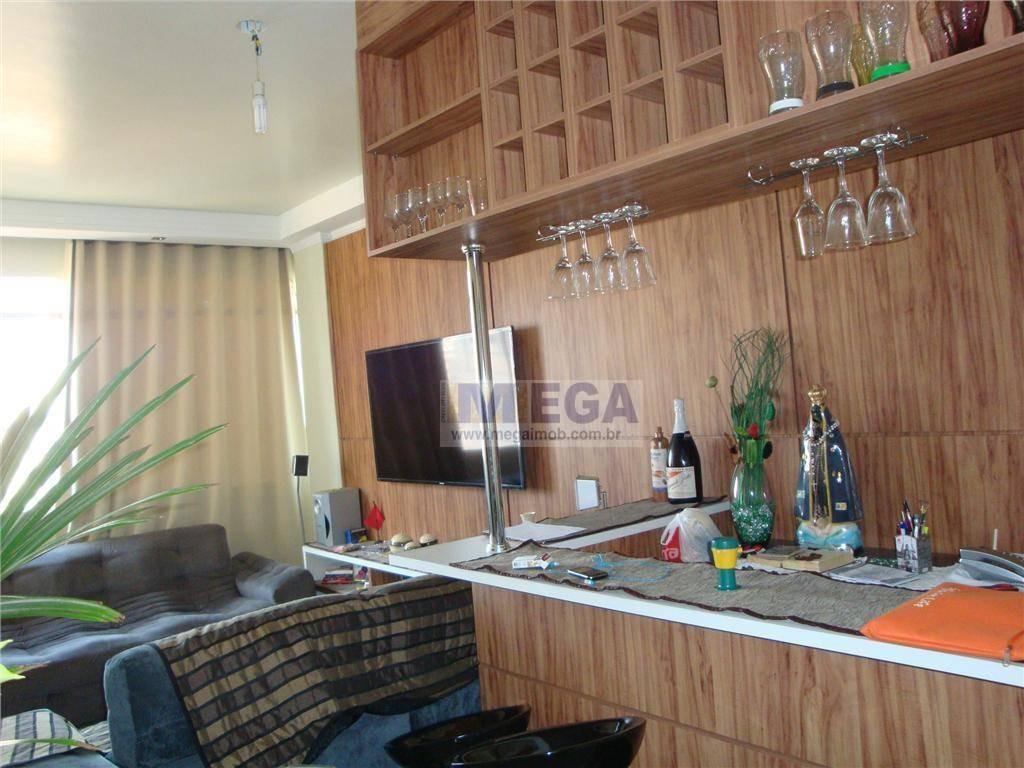 apartamento  residencial à venda, centro, campinas. - ap1266