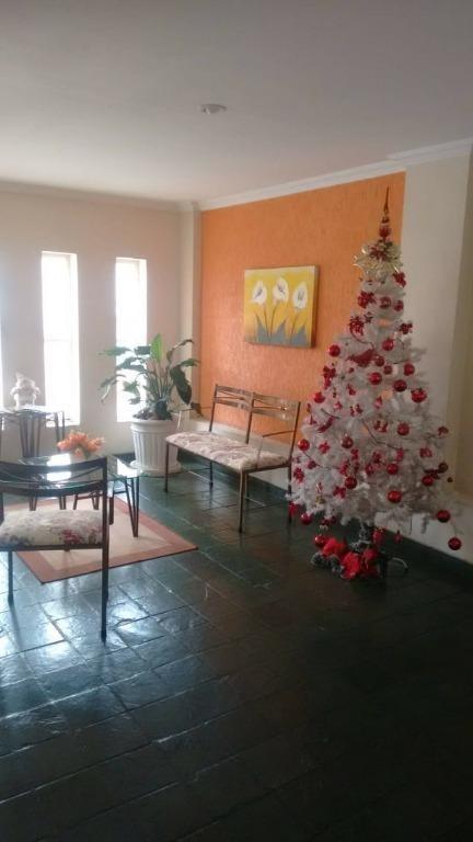 apartamento residencial à venda, centro, campinas. - ap5297