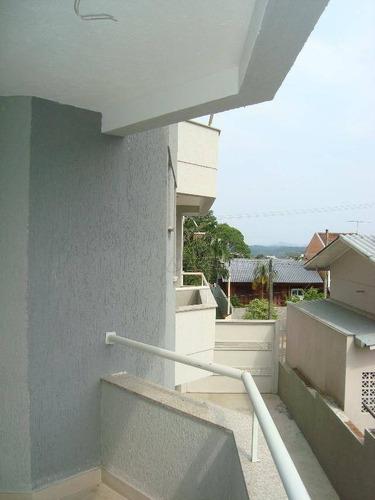 apartamento residencial à venda, centro, dois irmãos - ap0507. - ap0507