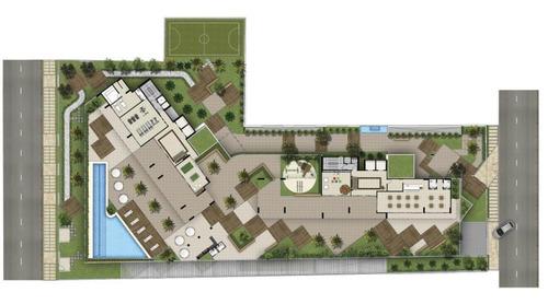 apartamento residencial à venda, centro, fortaleza. - ap0338