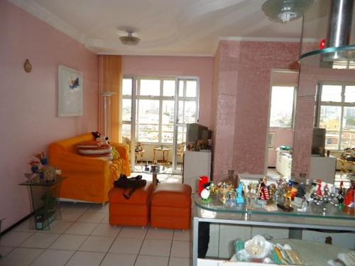 apartamento residencial à venda, centro, fortaleza. - ap0481