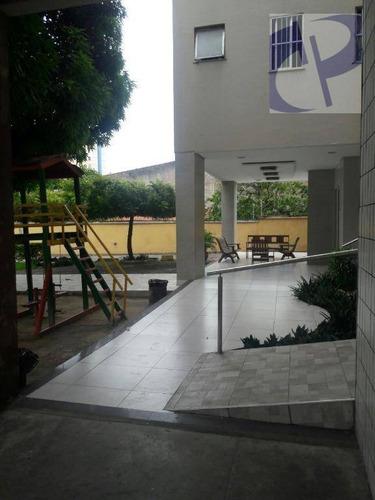 apartamento residencial à venda, centro, fortaleza. - ap1154
