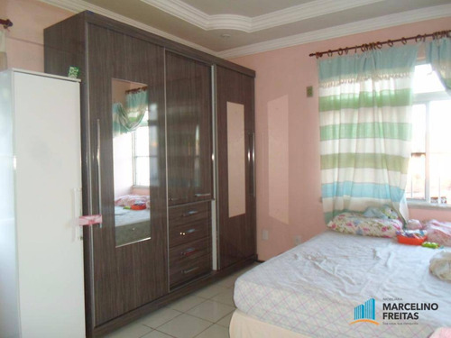 apartamento residencial à venda, centro, fortaleza - ap2338. - ap2338