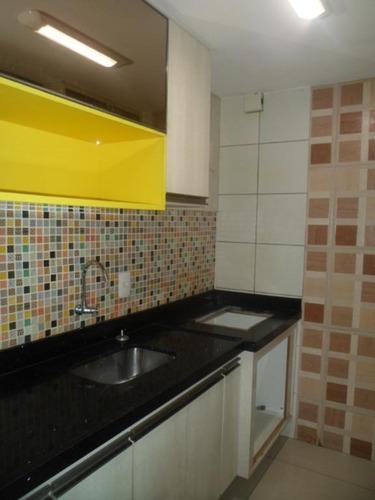apartamento residencial à venda, centro, fortaleza. - ap3427