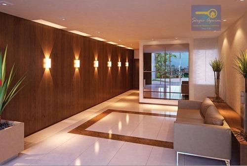 apartamento residencial à venda, centro, fortaleza. - codigo: ap0042 - ap0042
