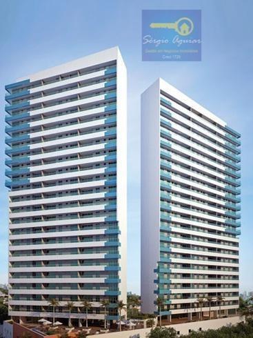 apartamento residencial à venda, centro, fortaleza. - codigo: ap0043 - ap0043