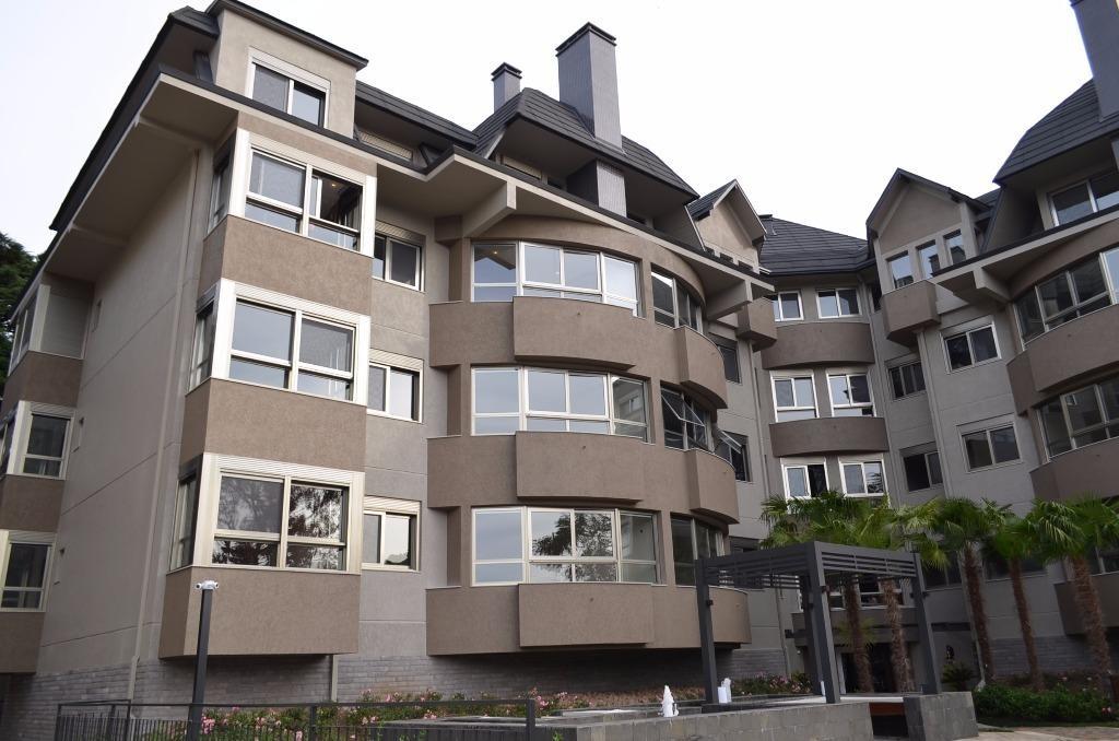 apartamento residencial à venda, centro, gramado. - ap0011