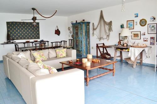 apartamento residencial à venda, centro, guarujá. - ap3048