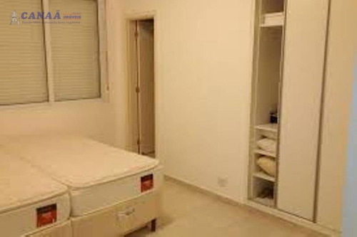 apartamento residencial à venda, centro, guarujá. - ap3490