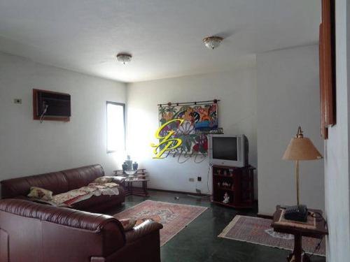 apartamento residencial à venda, centro, guarujá. - codigo: ap2489 - ap2489