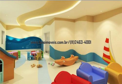 apartamento residencial à venda, centro, guarulhos. - ap0244