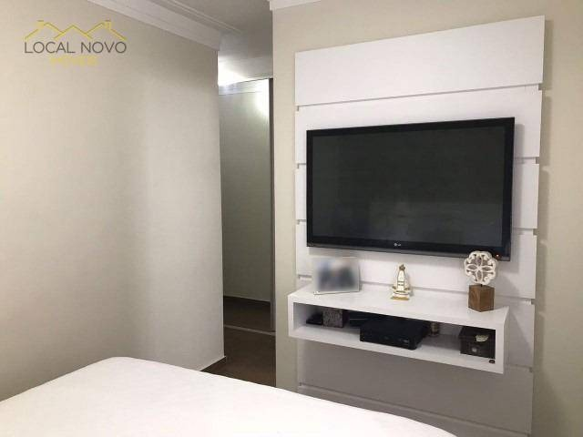 apartamento residencial à venda, centro, guarulhos. - ap0370