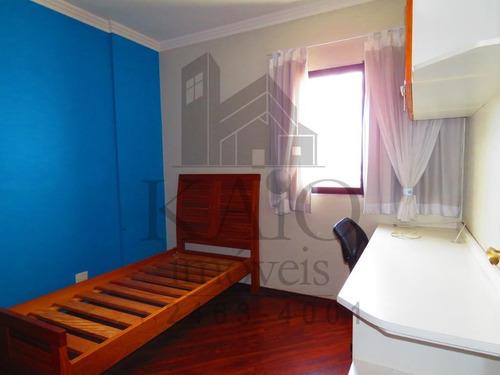 apartamento residencial à venda, centro, guarulhos. - ap0751