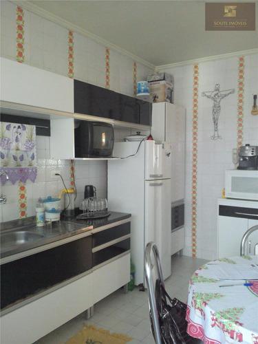 apartamento  residencial à venda, centro, guarulhos. - codigo: ap1928 - ap1928