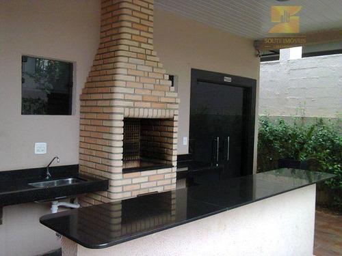 apartamento residencial à venda, centro, guarulhos. - codigo: ap2732 - ap2732
