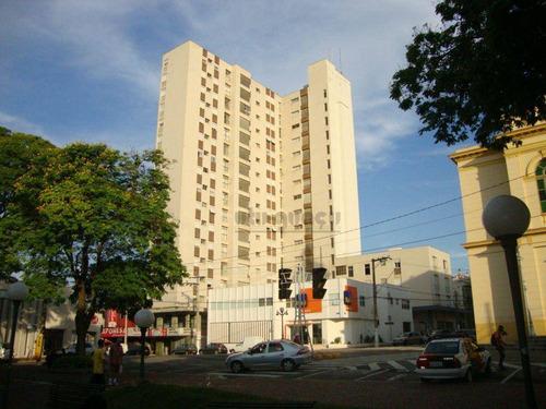 apartamento residencial à venda, centro, itu. - ap0623