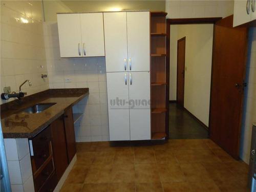 apartamento residencial à venda, centro, itu. - ap0663
