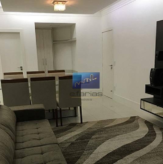 apartamento residencial à venda, centro, jundiaí. - ap0282