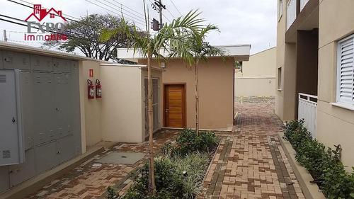 apartamento  residencial à venda, centro, monte mor. - ap0144
